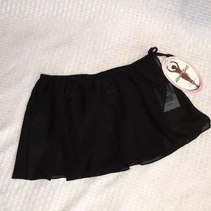 Girls Dance Skirt Med 8-10 New